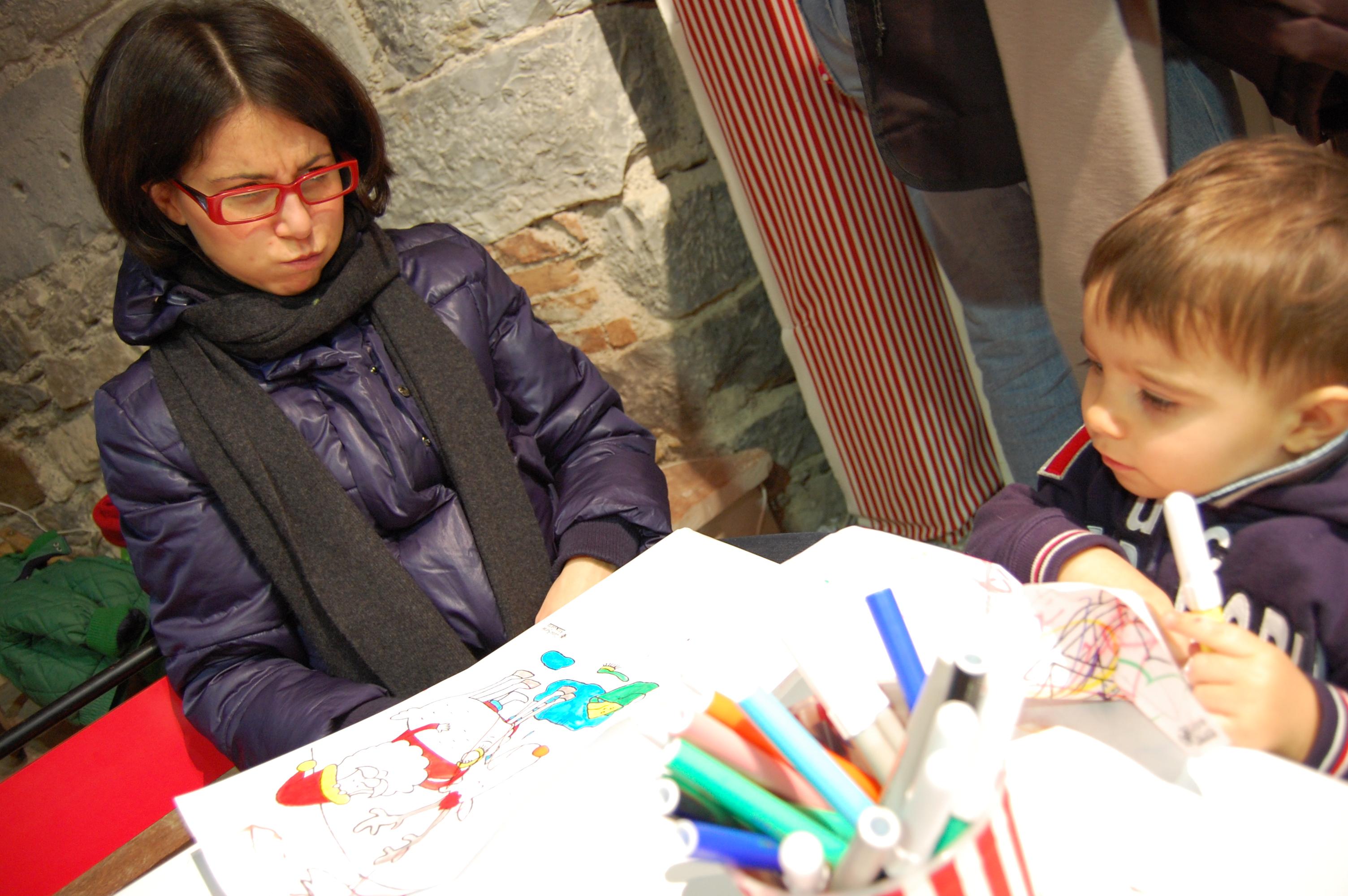 l'officina degli Elfi, casa di Babbo Natale, Riva del Garda