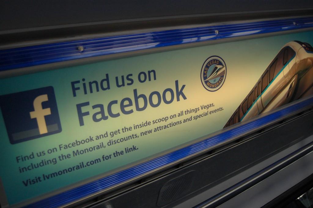 Las Vegas su Facebook cc Domitilla Ferrari