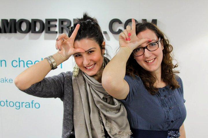 Stefania Di Masi e Alessandra Nido, fashion blogger