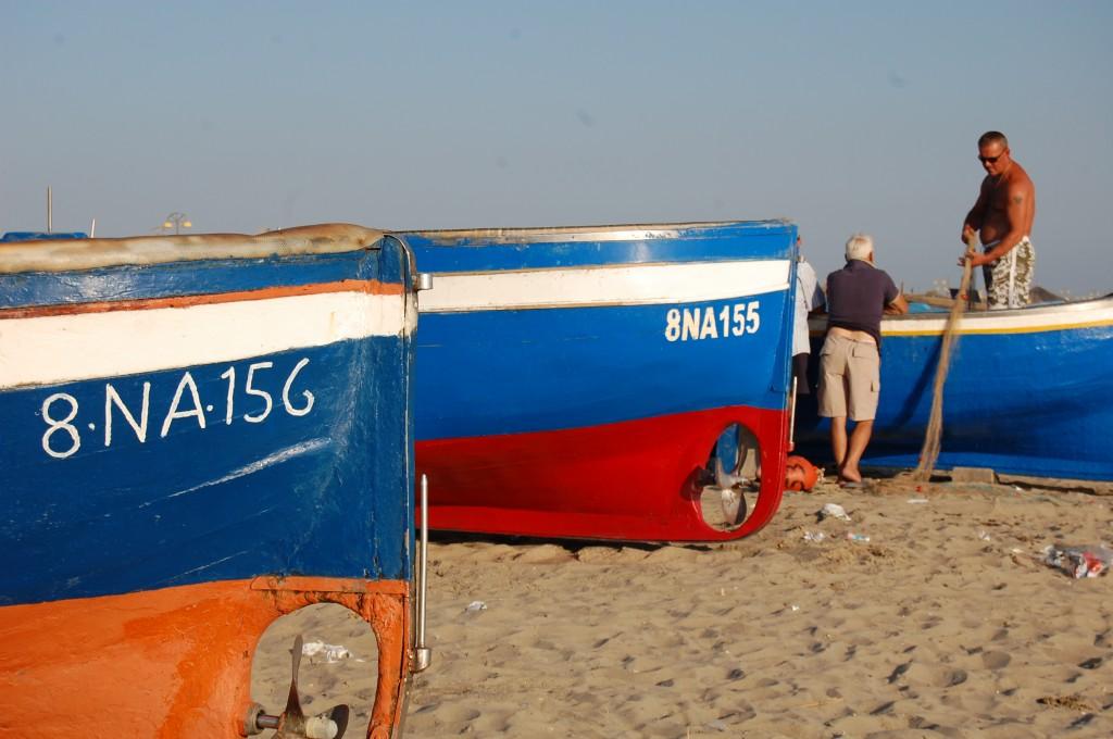 pescatori, Mondragone