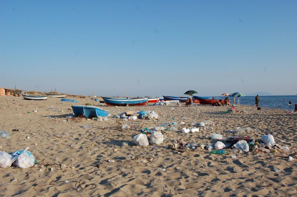 spiaggia, Mondragone