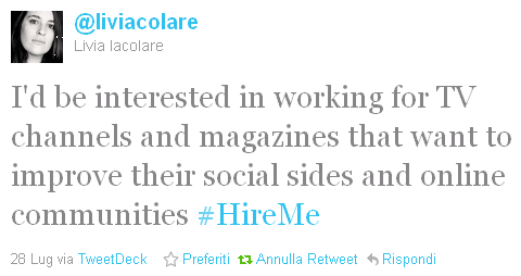 Livia Iacolare on Twitter