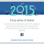 * FACEBOOK IN UN ANNO DI FACEBOOK ::