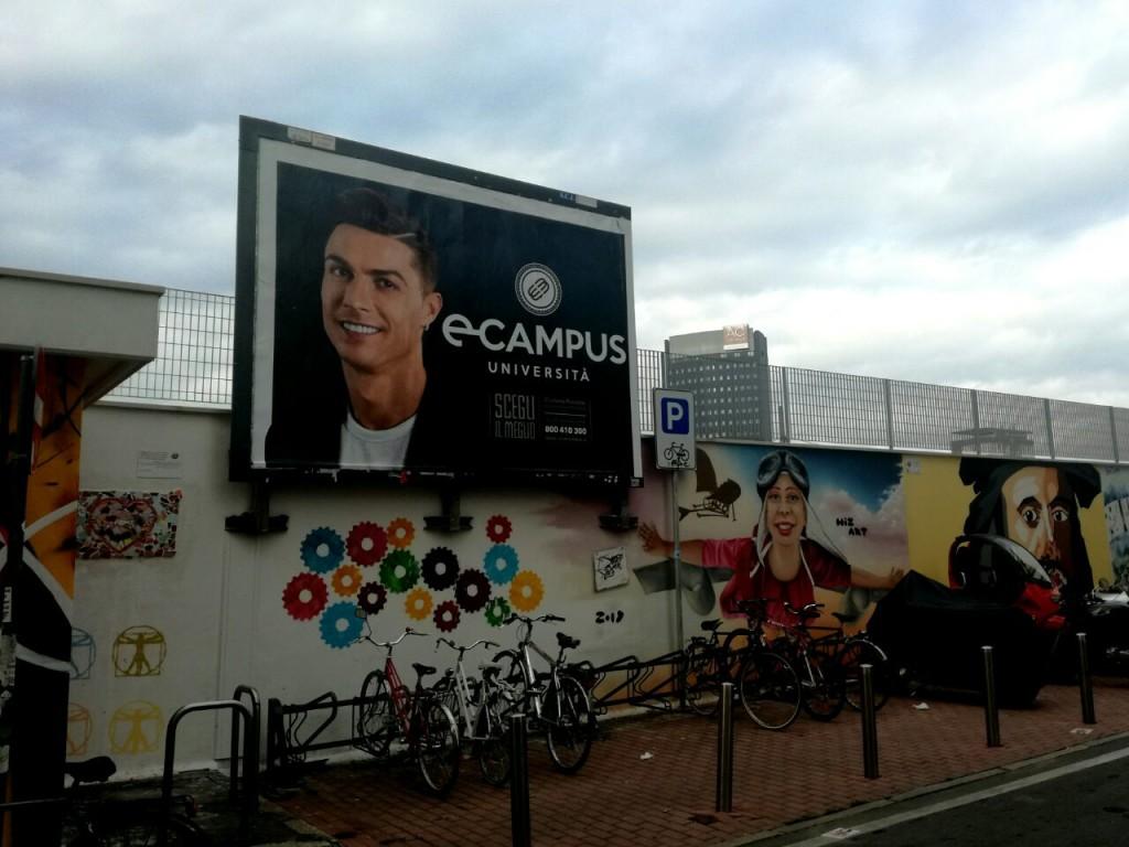 Cristiano Ronaldo ecampus